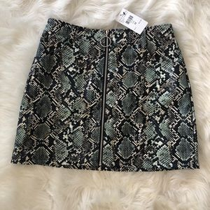 12844732933a Dresses   Skirts - Best Of The West Mini Skirt - Green
